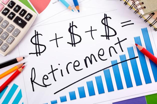 Retirement planning formula