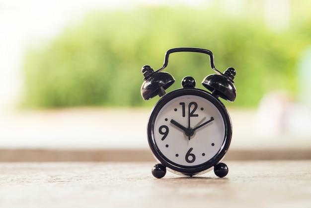 Allarme orologio retro