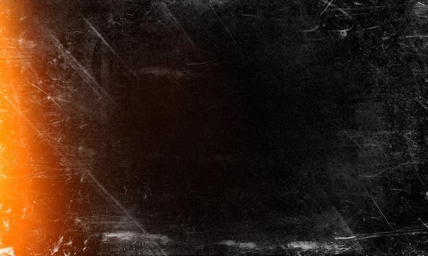 Ретро старый винтажный стиль света на темном фоне