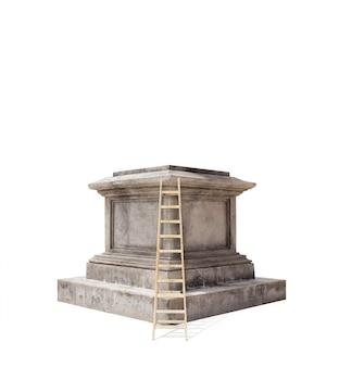 Retro pedestal