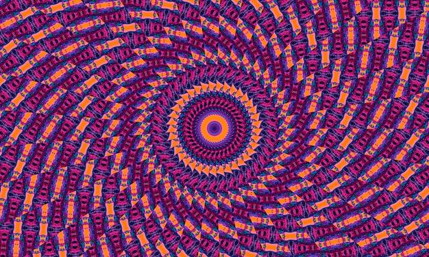 레트로 핑크, 블루, 오렌지, 스크랩북을 위한 기하학적 모양의 패턴. 다채로운 모자이크 배너입니다. 텍스트에 대 한 장소를 가진 기하학적 hipster 복고풍 배경. 레트로 삼각형 배경