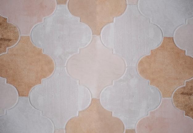 Дизайн плитки кухни ретро испании, плитка стены мозаики ретро