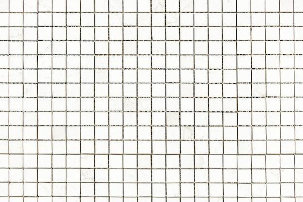 Ретро белая плитка текстурированный фон