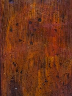Retro struttura in legno