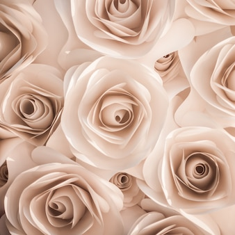 Reyto rose flower background