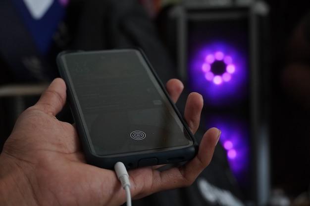 Пк с rgb-подсветкой, управляемый с телефона