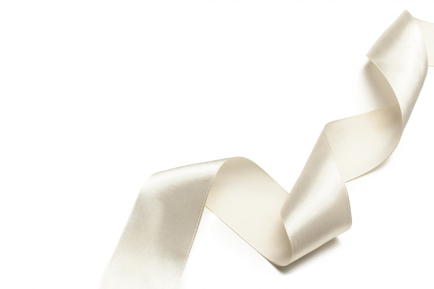 Ribbon bow decoration