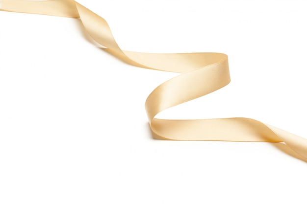 Ribbon bow decoration