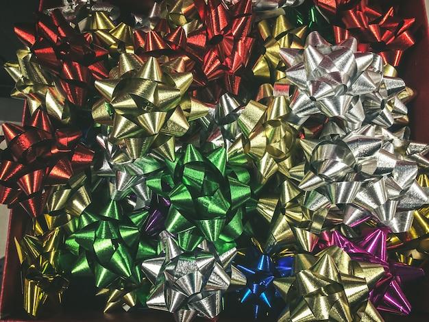 Ribbon gift mix color