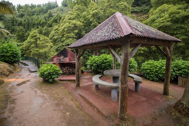 Ribeira dos caldeiroes nature park