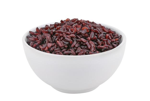 흰색 바탕에 컵에 쌀 베리