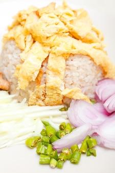 辛いご飯、タイ料理