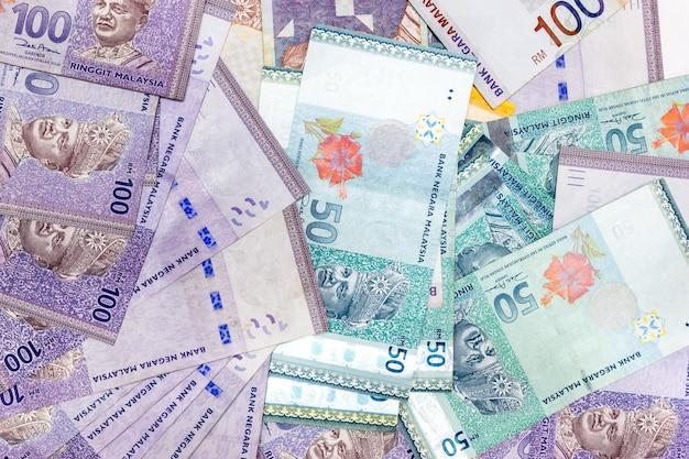 Ringgit the basic monetary unit of malaysia, equivalent to 100 hundred sen.