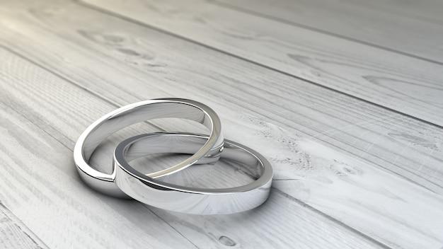 Rings render