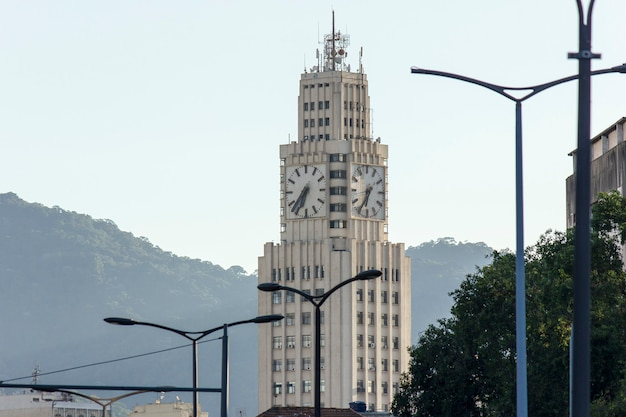 Rio de janeiro city center