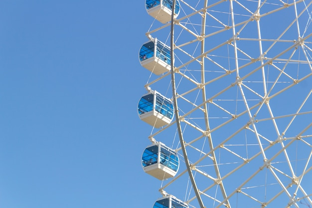 Rio star самое большое колесо обозрения в латинской америке, расположенное в рио-де-жанейро