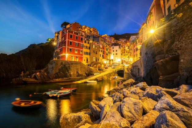 Riomaggiore, 친퀘 테레-이탈리아