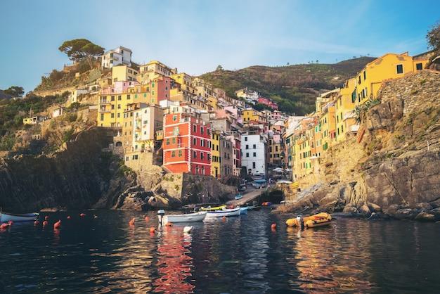 이탈리아의 riomaggiore