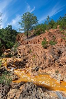 リオティント鉱山、ウエルバ、スペイン