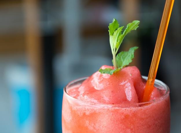 Ripe beverage healthy tasty juicy