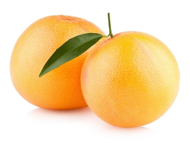 熟したグレープフルーツ