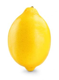 熟したレモン