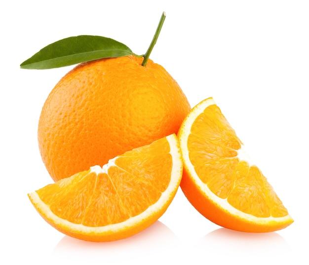 熟したオレンジ