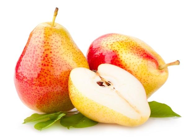 熟した梨 Premium写真