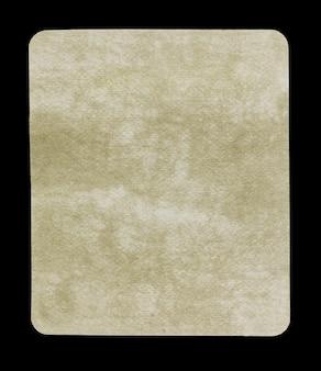 破れた紙の白い背景とあなたの仕事のデザインのためのコピースペースがあります