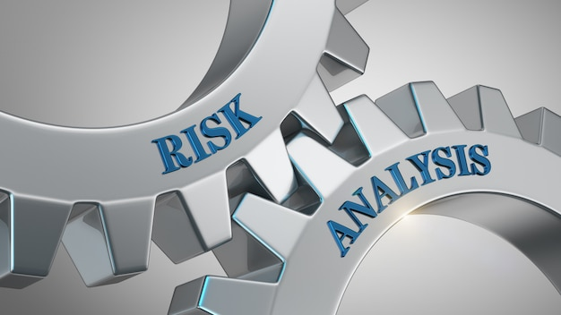 Risk analysis concept
