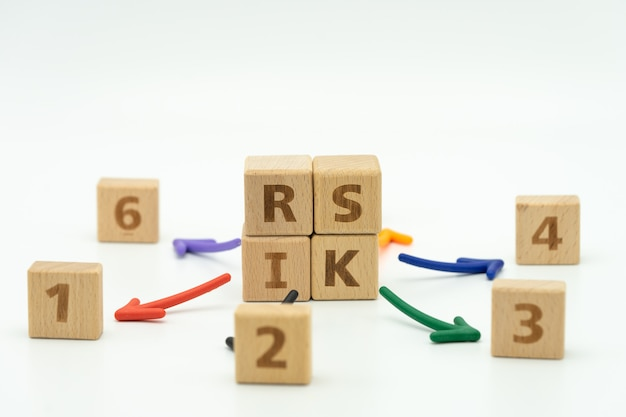 Risk of avoiding risk the concept of risk diversification of a business or organization.