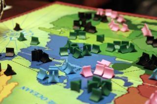 Risk boardgame 01
