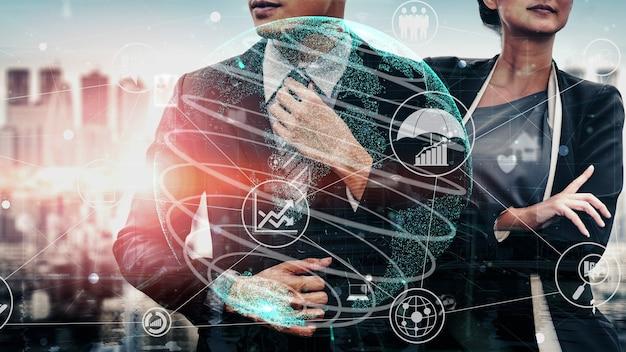 Управление рисками и оценка для концептуального бизнеса