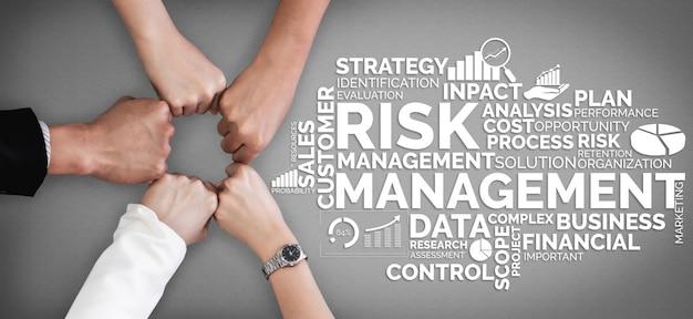비즈니스 위험 관리 및 평가