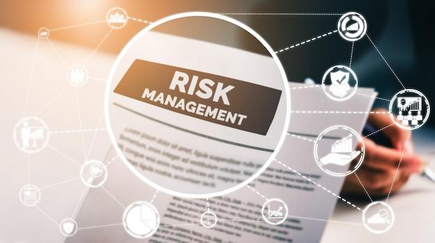 위험 관리 및 평가