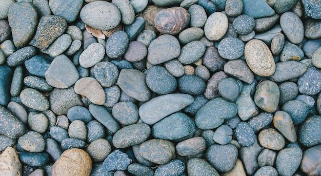 Речной камень или галька со старинным фильтром