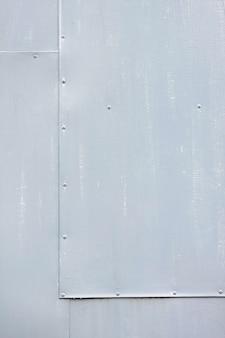 텍스트를위한 공간으로 관심이 회색 철강 배경