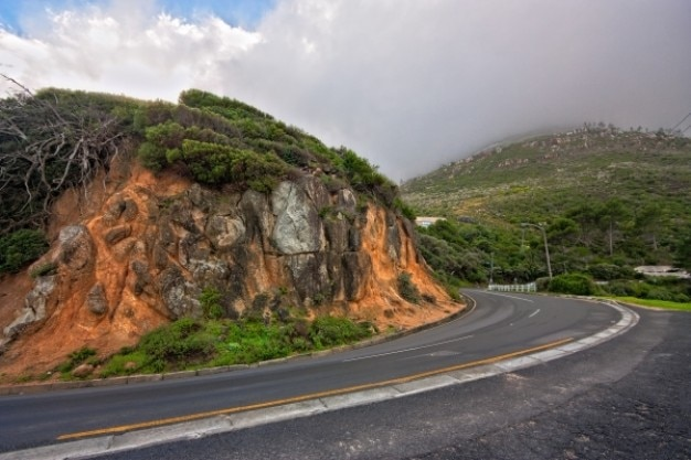 Road bump   hdr