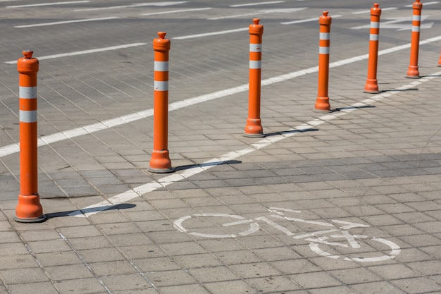 Road for cyclists