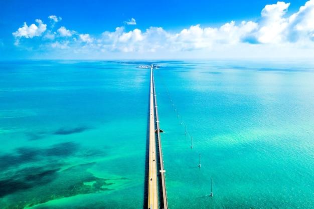 米国フロリダ州キーウェストへの道