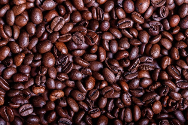 焙煎コーヒーの背景
