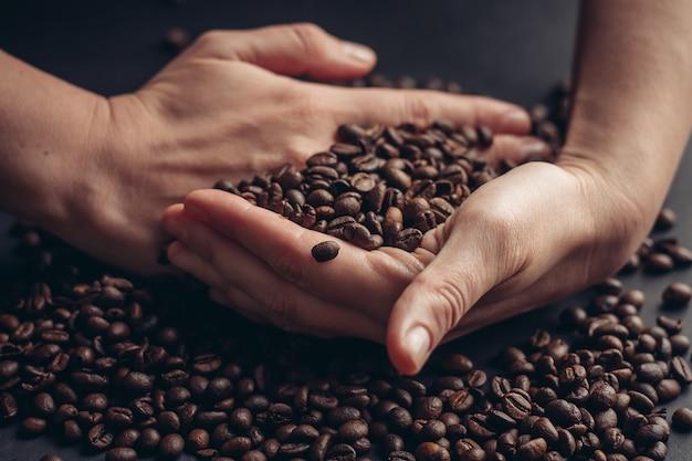 Roasted coffee items