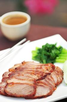 紅焼肉のソース中華料理
