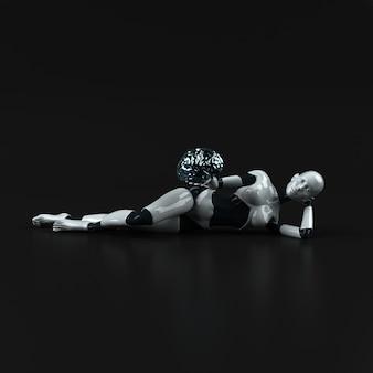 Иллюстрация робота