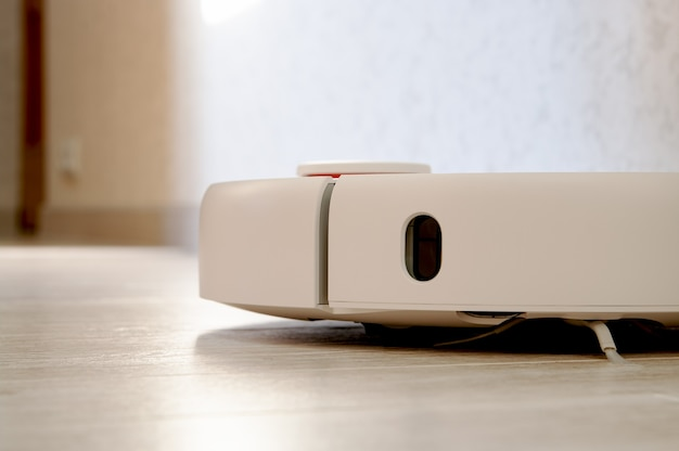 ロボット掃除機スマートクリーニング技術
