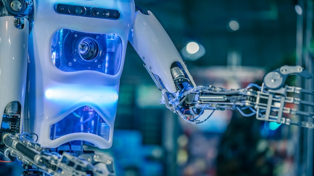 Robots for medical technology
