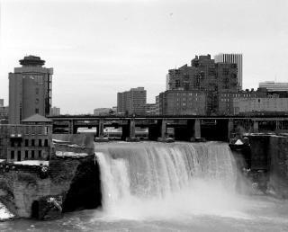 Rochester ny водопад