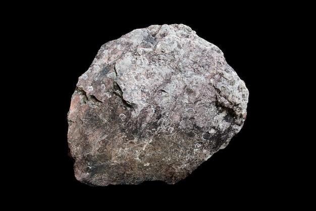 Rock isolated