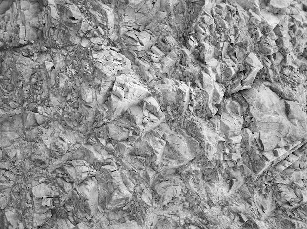Struttura di pietra di roccia