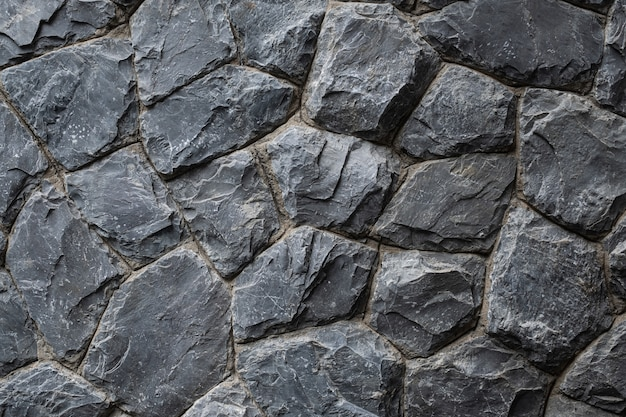 Rock texture, stone wall